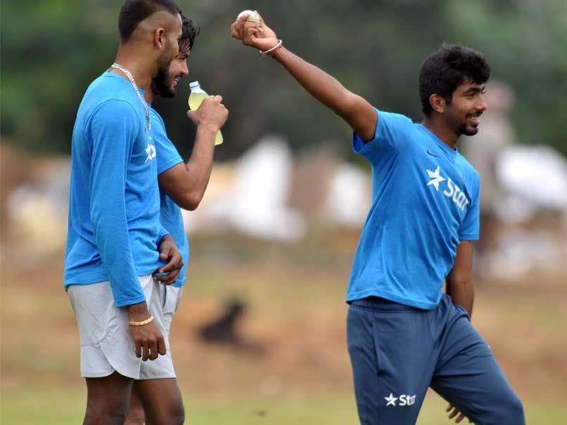 Fit-Again Jasprit Bumrah Bowls With Vigour at Nets Ahead of NZ ODI