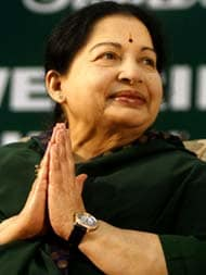 Jayalalithaa 'Largely Conscious', Able To Sit Up, Say Sources