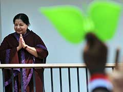 With Jayalalithaa Unwell, Anti-Riot Police On Stand-By: Report