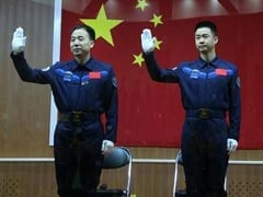 China To Launch Manned Spacecraft: Report