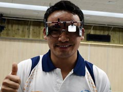 Jitu Rai Wins Silver at ISSF World Cup in Italy