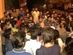 JNU Student Mysteriously Missing After Brawl, Parents Protest On Campus