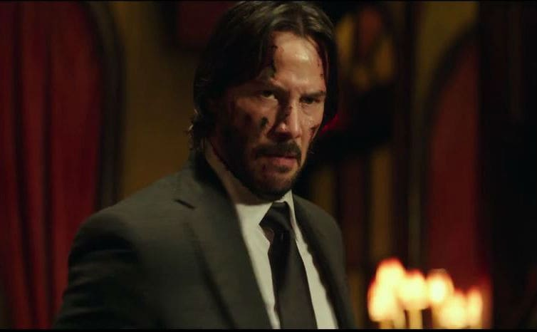 Keanu Reeves Is Back In Action Packed John Wick Chapter 2 Trailer