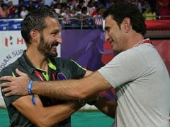 Atletico de Kolkata Coach Jose Molina Suspended For One ISL Match