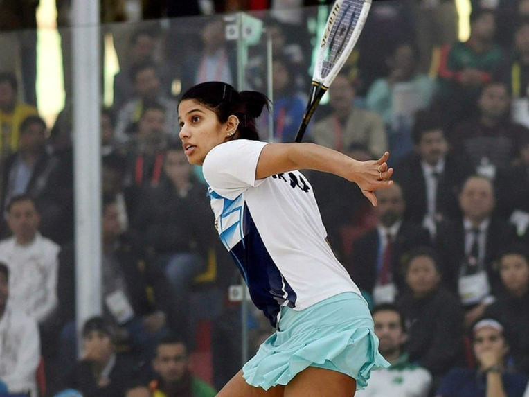 Joshna Chinappa Enters Quarters of Carol Weymuller Open