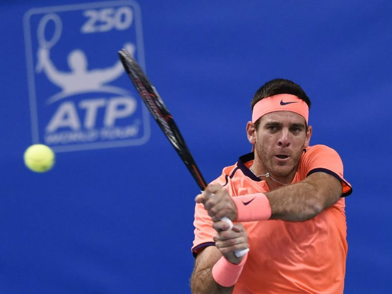 Juan Marin del Potro, Stan Wawrinka Advance to Swiss Indoors Quarters