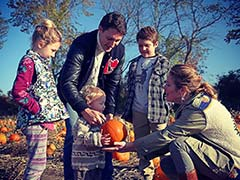 Justin Trudeau, Sophie And The Kids: Canada's Political Family