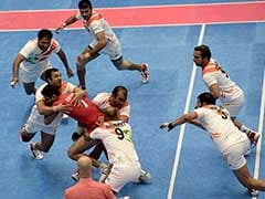 Kabaddi World Cup to Start in India on Friday, Pakistan Not Invited