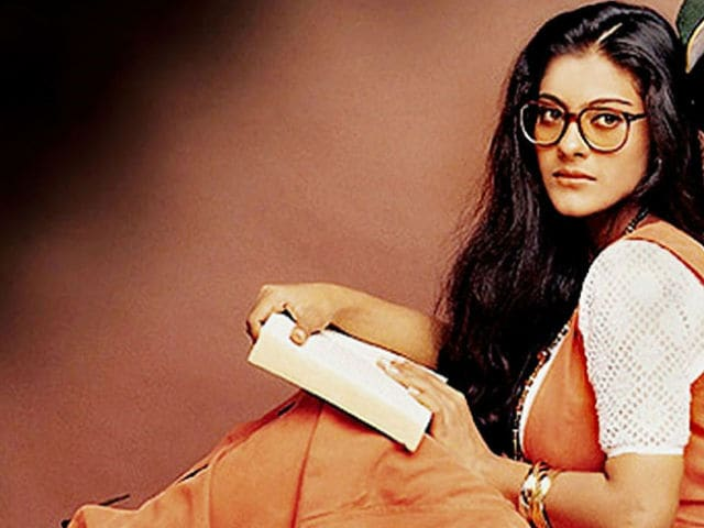 Kajol Doesn't Watch Movies, Says She Prefers Reading