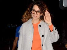 Kangana Ranaut Says, 'I'm the Only Top Actress Who Has Done B-grade Films'