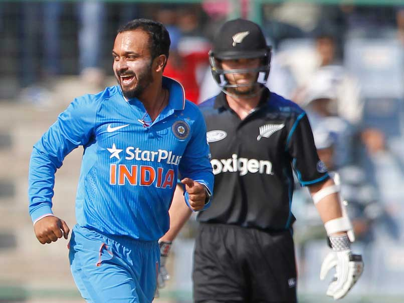 Indian Players Should Deliver When Needed: Kedar Jadhav