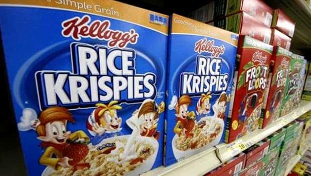 Kellogg to Require Brazilian Food Maker in $430 Billion Deal