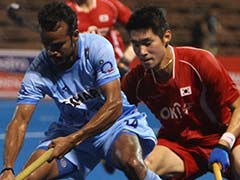 Asian Champions Trophy Hockey: South Korea Hold India to a Draw