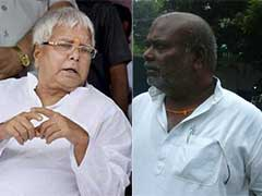 Yes, He Came To See Me, Says Angry Lalu Yadav On Rape-Accused Lawmaker