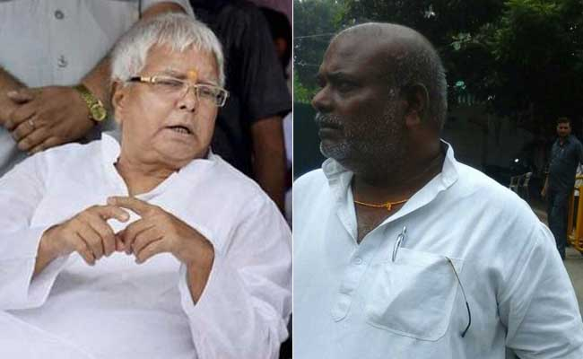 Lalu Yadav Meets Bihar Lawmaker Accused Of Raping 15-Year-Old