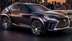 Paris Motor Show 2016: Lexus Debuts UX Concept