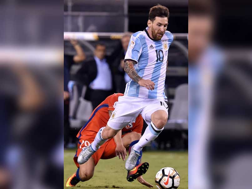Lionel Messi Back For Argentina's World Cup Duel With Brazil