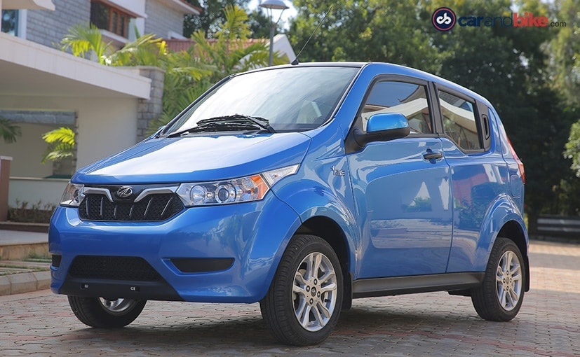 Mahindra Electric Announces EV 2.0 - New Roadmap For Electric Vehicles In India