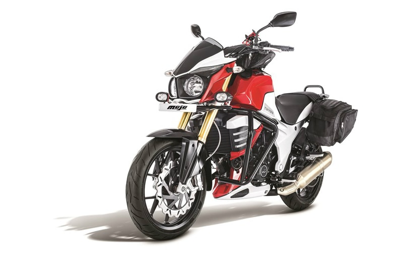 Mahindra Mojo Tourer Edition Launched In India; Priced At Rs. 1.89 Lakh