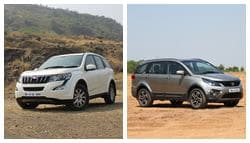 Tata Hexa vs Mahindra XUV500: Specifications Comparison