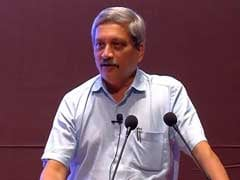 'Want Attention? Dance Naked': Manohar Parrikar's Advice To Habitual Critics