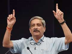 Congress Asks PM Modi To 'Tame' Belligerent Manohar Parrikar
