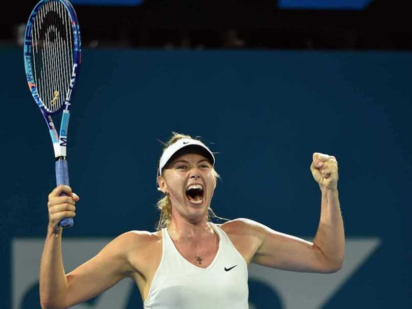 Maria Sharapova To Play In Las Vegas Exhibition Event On October 10
