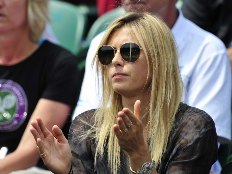 maria sharapova doping