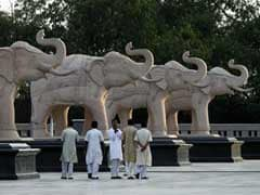 Mayawati's Elephant Statues Usher New Rules About Wasting Public Money