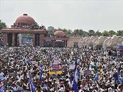 3 Dead, Many Injured After Stampede At Mayawati's Rally In Lucknow