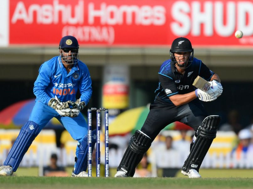India vs New Zealand: Ready For The Series Decider, Says Ross Taylor