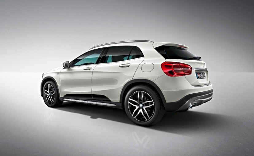 Mercedes Benz New Suv Gla 2017 2018 2019 Ford Price