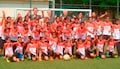 Mercedes-Benz Partners With Laureus Sport For Good In India To Train Girls In Football