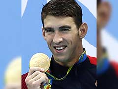 Michael Phelps Secretly Took Plunge in June, Marrying Girlfriend