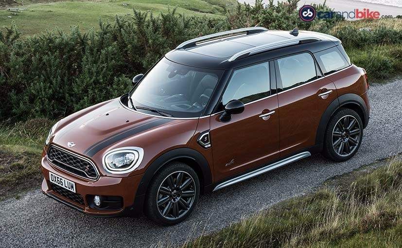 Exclusive: Second Generation MINI Countryman Goes Bigger; In India Next Year