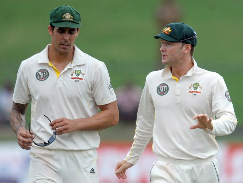 Mitchell Johnson Takes Aim at 'Toxic' Culture Under Michael Clarke