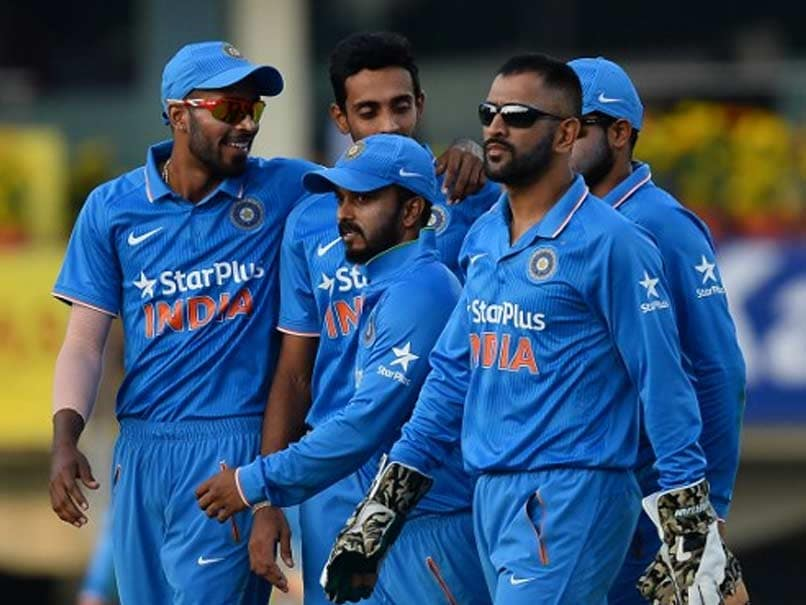 Mahendra Singh Dhoni-Led India Face Tricky New Zealand Test in Series-Dec