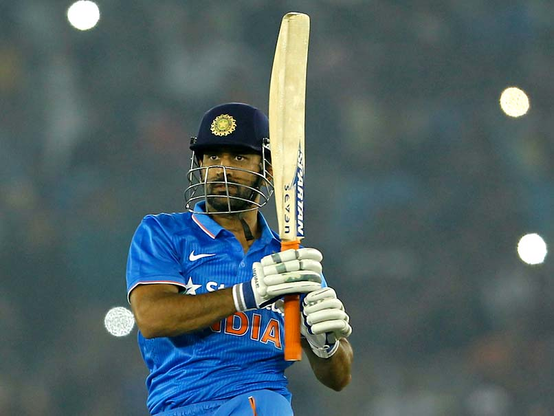 MS Dhoni Becomes 5th Indian to Complete 9000 ODI Runs
