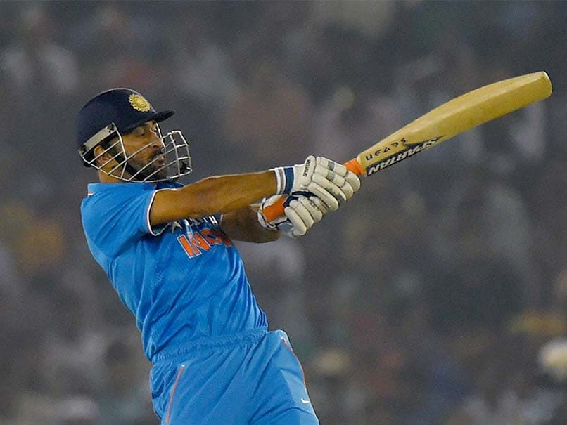 MS Dhoni's Intent in Mohali ODI Was Like 2011 World Cup Final: Gavaskar