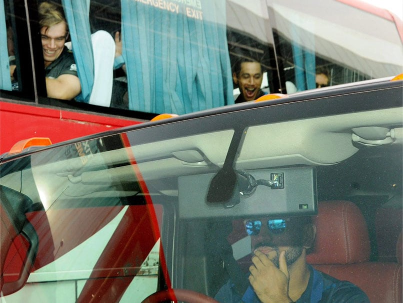 MS Dhoni's Hummer Leaves New Zealand Stars Open-Mouthed in Ranchi