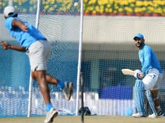 India vs New Zealand 4th ODI Live Cricket Score: NZ Opt to Bat First In Ranchi