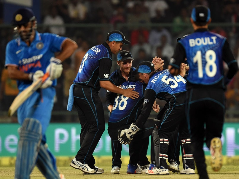 MS Dhoni's Return Catch Was Big Moment in 2nd ODI: Kane Williamson