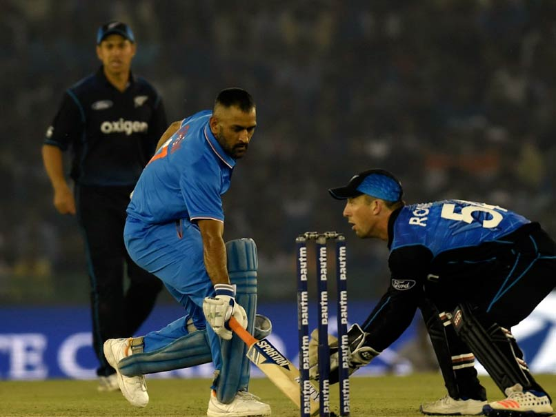 Dhoni Reveals Why He Isn't The Same Finisher Anymore