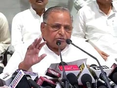 Samajwadi Party Chief Mulayam Singh Yadav To Formally Launch UP Poll Campaign Tomorrow