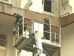 2 Dead In Fire At Maker Tower In Mumbai's Cuffe Parade