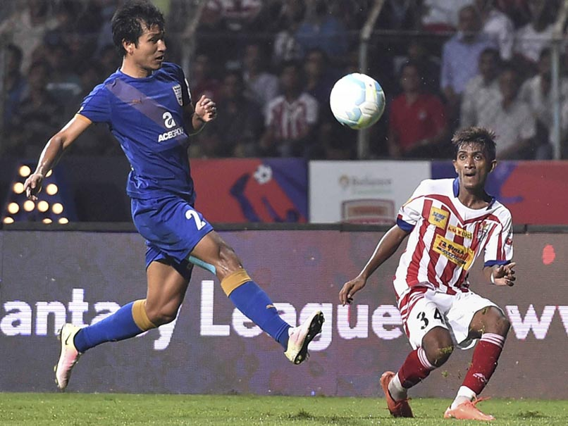Mumbai City FC Beat Atletico de Kolkata With Thierry Henry in Attendance