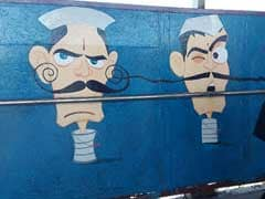 Mumbai's Changing, One Station At A Time Through Public Art