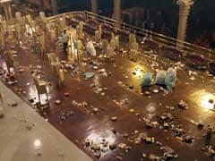Mysuru Royal Calls Out Litterbugs With Pic Showing Dasara Aftermath