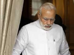 PM Modi Forms 10 Groups Of Secretaries To Focus On Specific Sectors