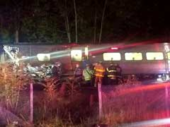 Train Derails in New York's Long Island, 100 Injured; Services Stalled